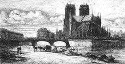 Les ponts de Paris III