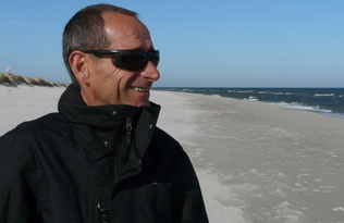 Sur les rives de la Baltique
