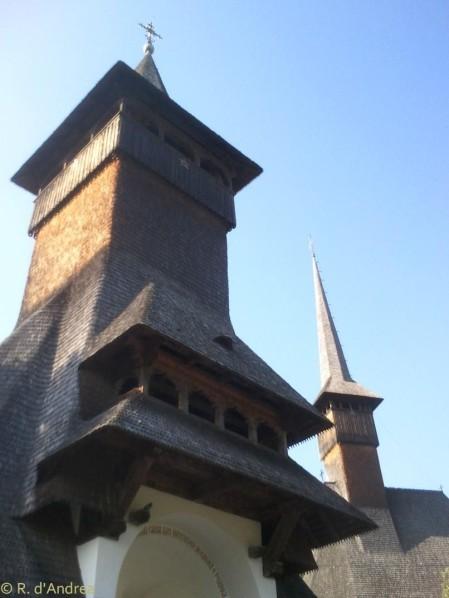 Province de Maramures, Monastère de Bârsana