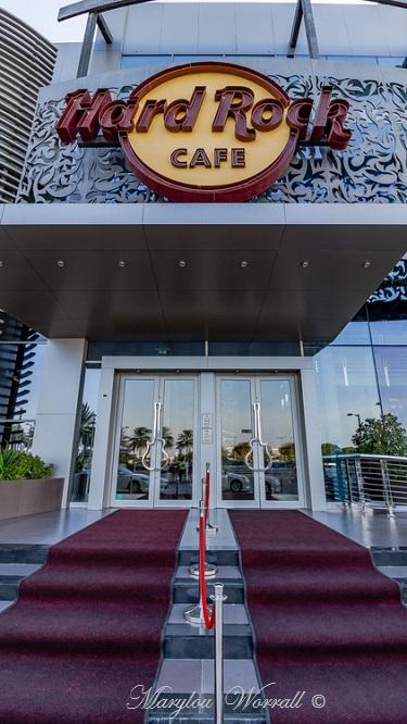 Dubaï : Hard Rock Café