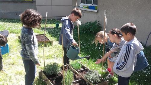 notre jardin d 'école