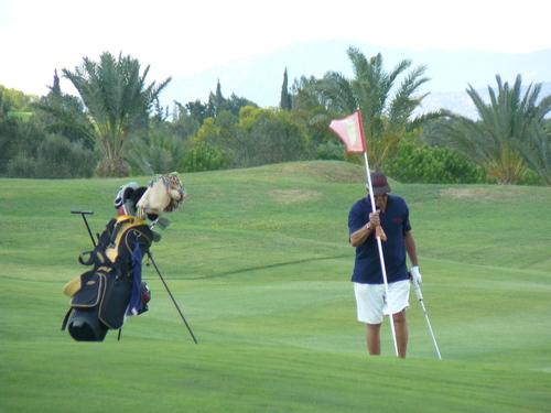 9 trous avec IGS Golf Pro