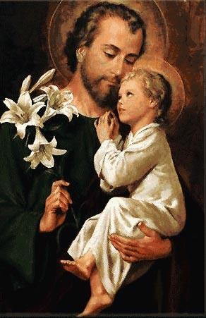 Prière à saint Joseph  protecteur des agonisants