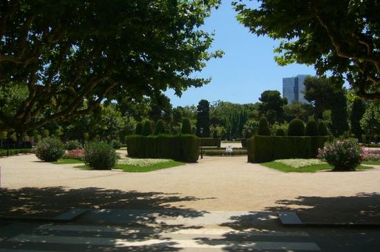 Ciutadella villa Olimpica -place d'Armes''
