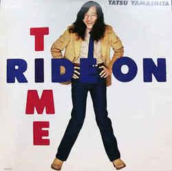 Tatsuro Yamashita - Ride On Time - Complete LP