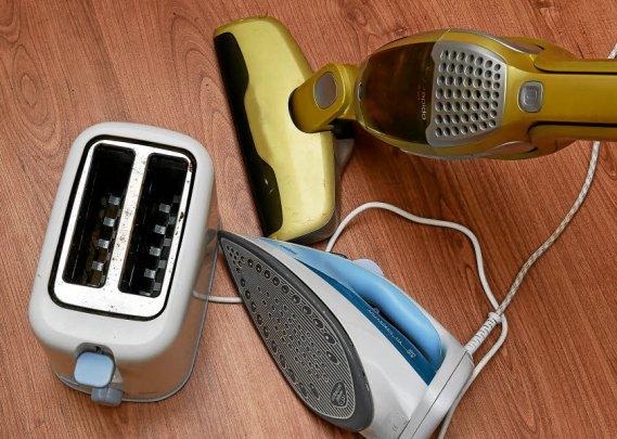 On ne répare plus l'électroménager, on offre un produit neuf en échange pendant...