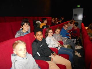 Sortie école et cinéma