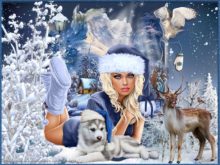Défi mère Noel 2