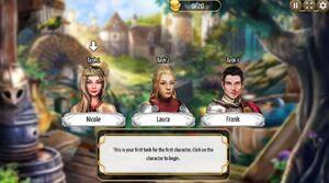 Jouer à Princess mansion