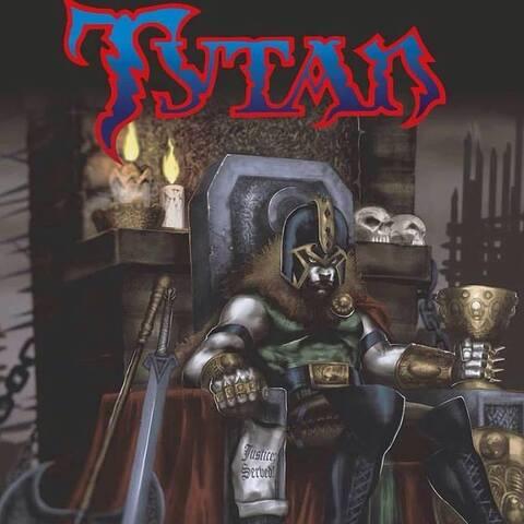 TYTAN - Les détails du nouvel album