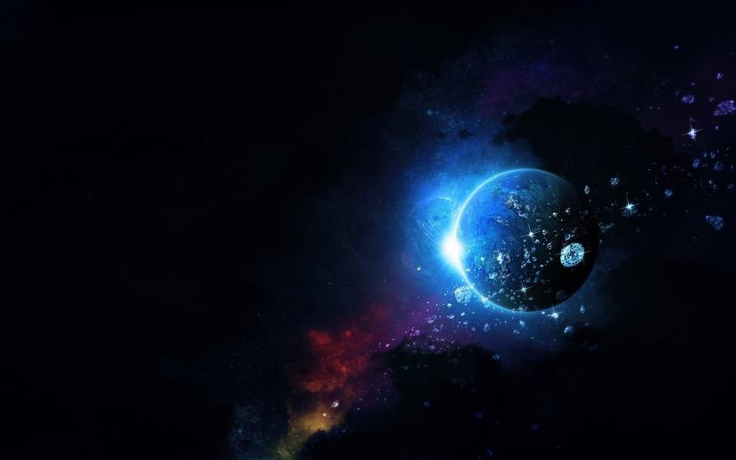 L'Univers - 5 belles images - 2