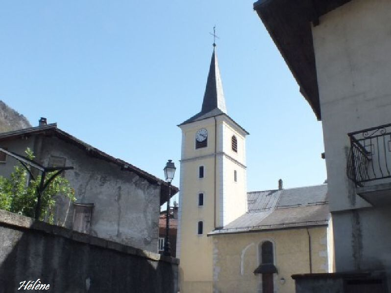 Aigueblanche