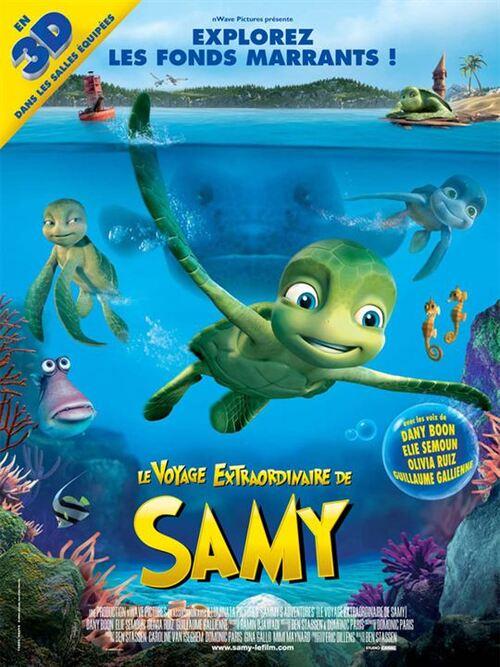 """Bonsoir a l'honneur : """" Le Voyage extraordinaire de Samy """""""