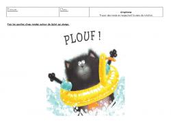 Graphsime avec Plouf, Splat!
