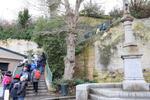 La randonnée du 28 janvier dans les cimetières de Caen