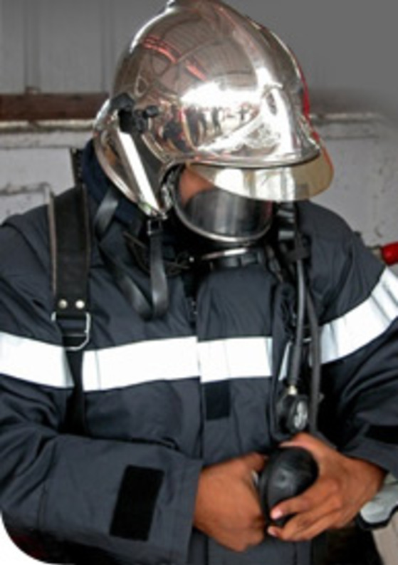 Mon pompier de mari.