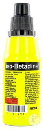 bétadine