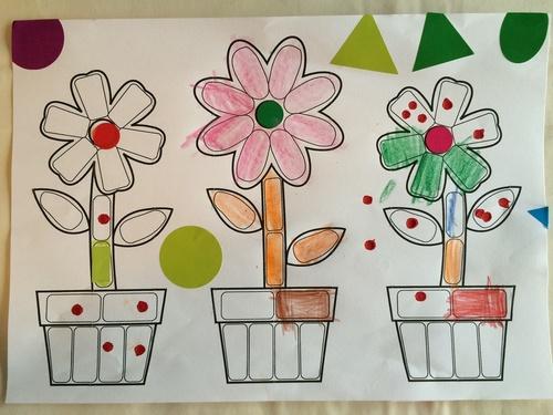 Fleur multi-décors