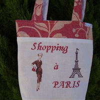 Shopping à Paris VENDU