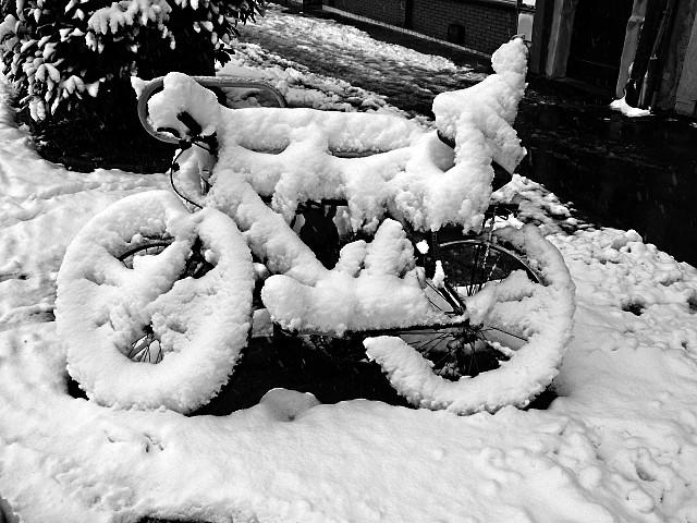 Metz sous la neige 6 Marc de Metz 2011
