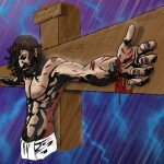 Jesus_Christ_my_superhero_by_mackrafty