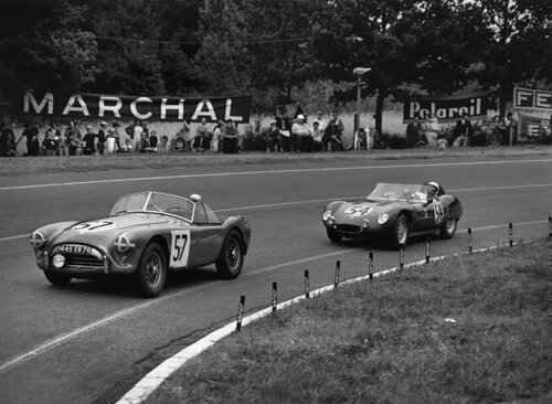 AC Ace Le Mans (1957-1962)