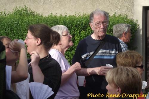 La Marche de l'Espoir organisée par les Vitrines Châtillonnaises au profit de la Maison de Parents de Dijon, a eu un succès fou !!
