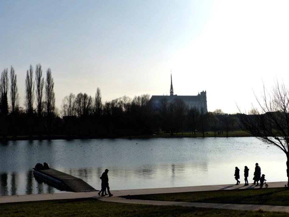 Un week-end de mars à Amiens