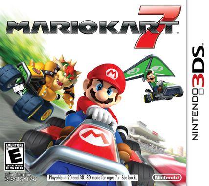 Mario Kart 7 - Nintendo 3DS - IGN
