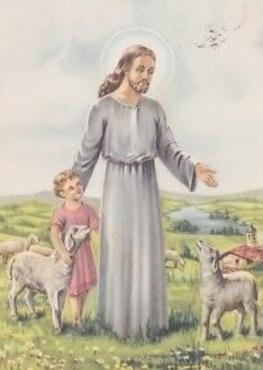 Toi, Jésus, semeur d'Amour.....