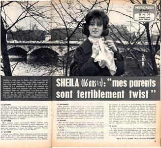 27 Mars 1963 / RENDEZ-VOUS AVEC...