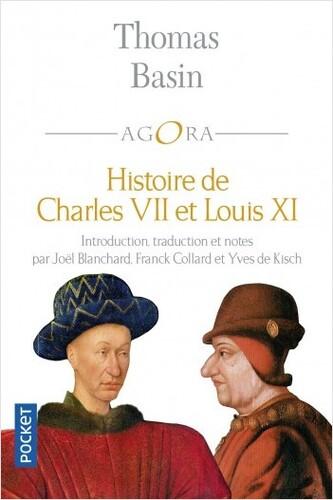 Histoire de Charles VII et de Louis XI  -  Thomas Basin