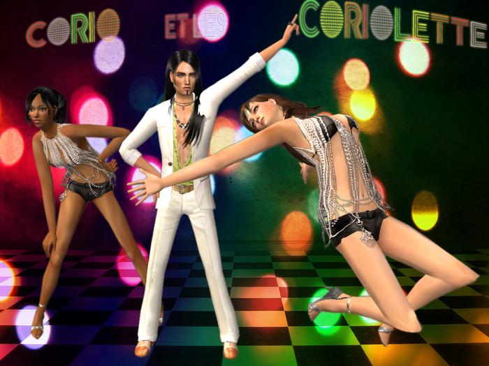 Corio & les coriolettes