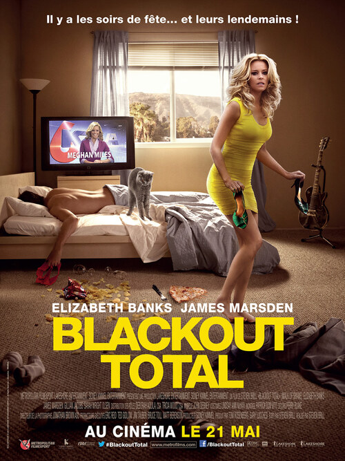 "Bonsoir a l'honneur : "" Blackout Total """