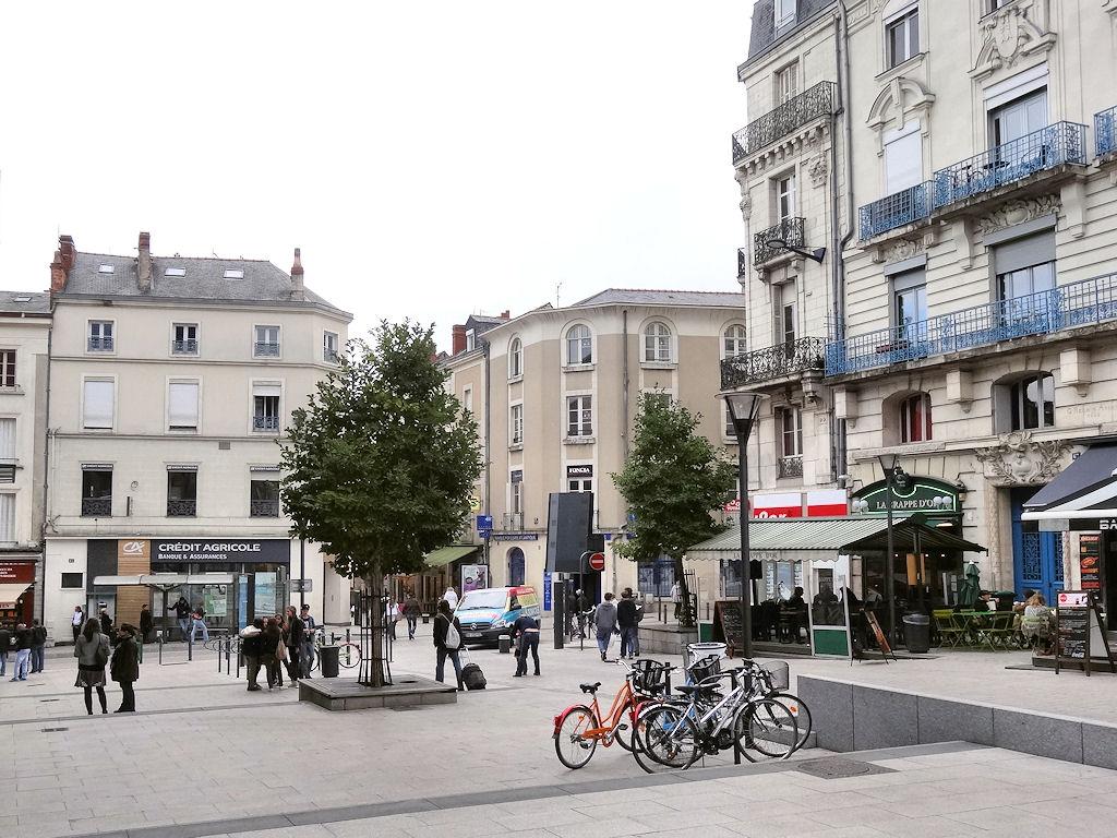 Angers : un samedi ordinaire ...
