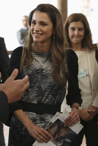 Rania au forum