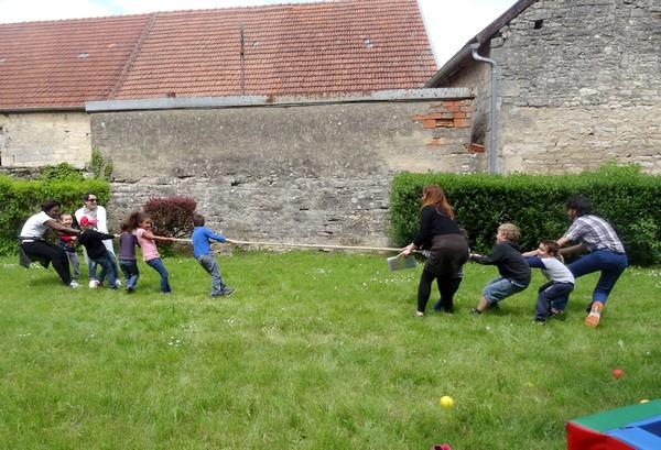 La Fête du Jeu a eu lieu dans trois communes du Pays Châtillonnais...