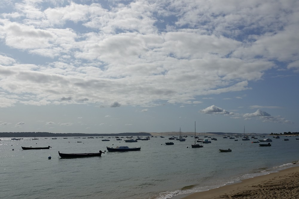 Balade au Cap-Ferret - septembre 2019...