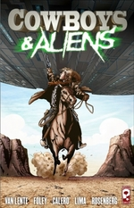 cowboys & aliens comic