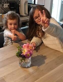 Des nouvelles de Clémence et Naëlle