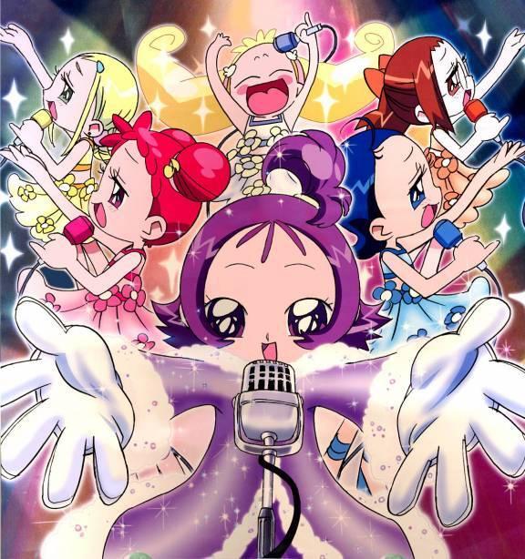 les filles chante