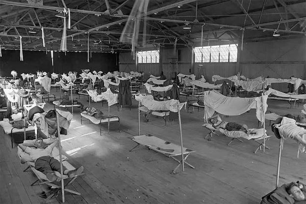 La grippe espagnole (un siècle déjà)