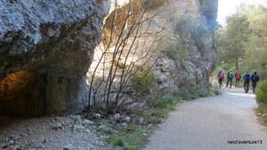 Vallon de la Roque Rousse