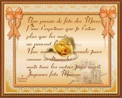 Cartes Fête des Mères 3