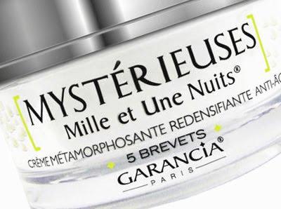 Mystérieuses Mille et Une Nuits Garancia