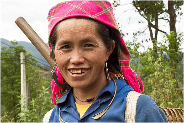les gens des rizieres
