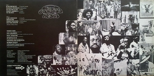 "1972 : Album "" Heads "" MCA Records ‎MDKS 8007 [ UK ]"