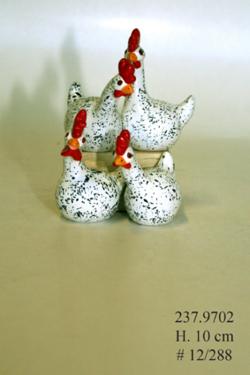 SAL Home Objectif 4 et des jolies petites poules
