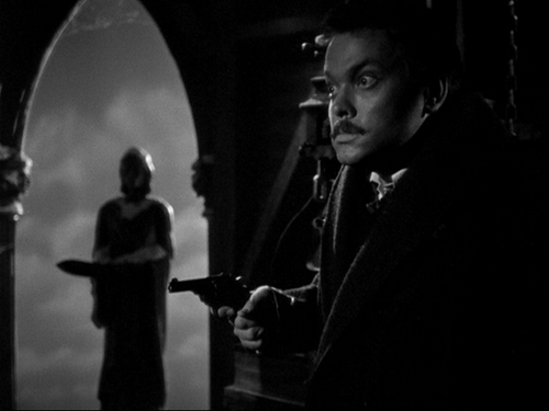 Le criminel, The stranger, Orson Welles, 1946