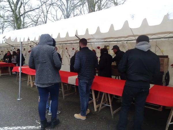 La fête du crémant 2017 à Châtillon sur Seine....